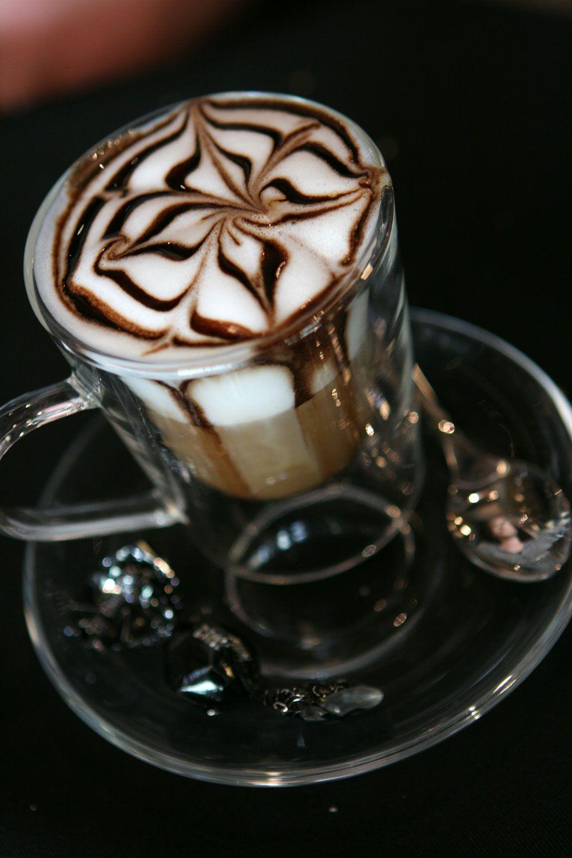 Coffee .:. Capuccino .:. Latte Macchiato