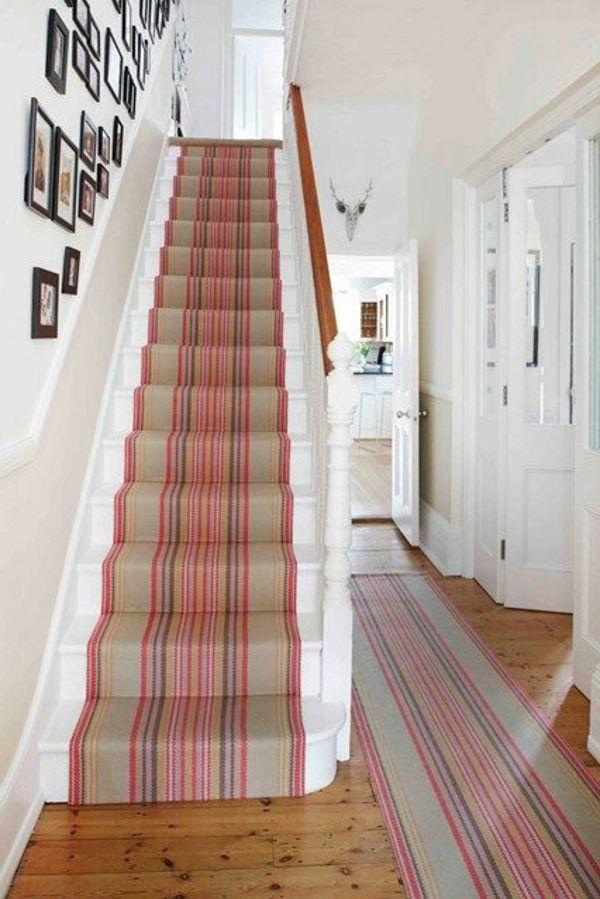 Schön Treppen Teppich