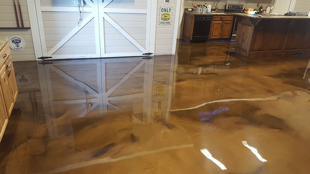 Why Residential Epoxy Flooring Durable Long Lasting Protection For Your Floo Why Residential Epoxy Flooring Du In 2020 Epoxy Floor Flooring Home Improvement
