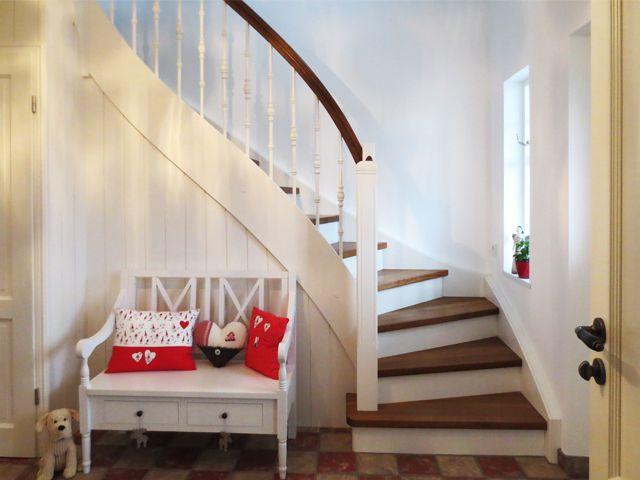 pin von dirk auf treppe pinterest treppe holz und eiche. Black Bedroom Furniture Sets. Home Design Ideas