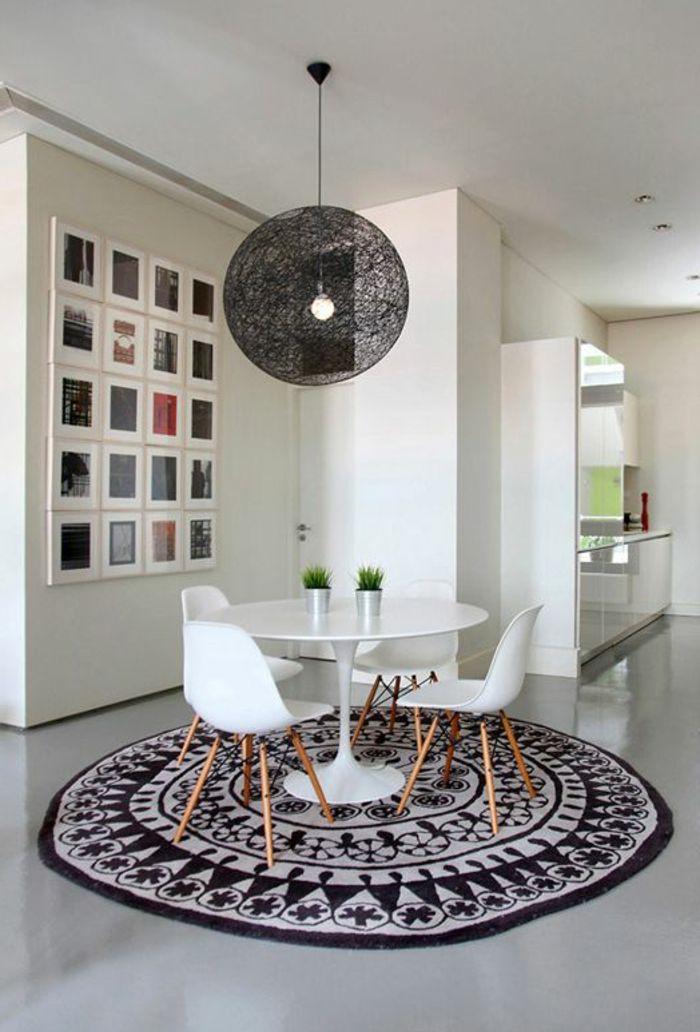Tolle runder teppich wohnideen Pinterest - teppich für küche