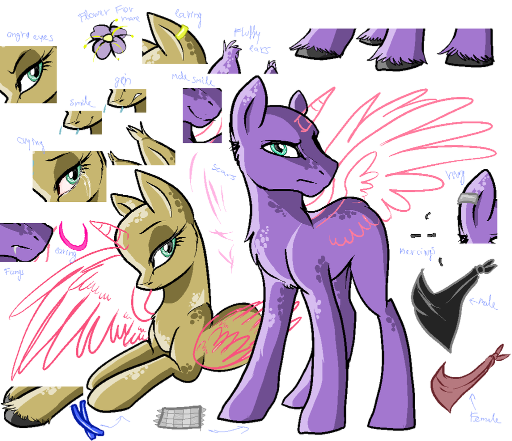 Mlp base by xxCaliforniaAngelxx.deviantart.com on @deviantART