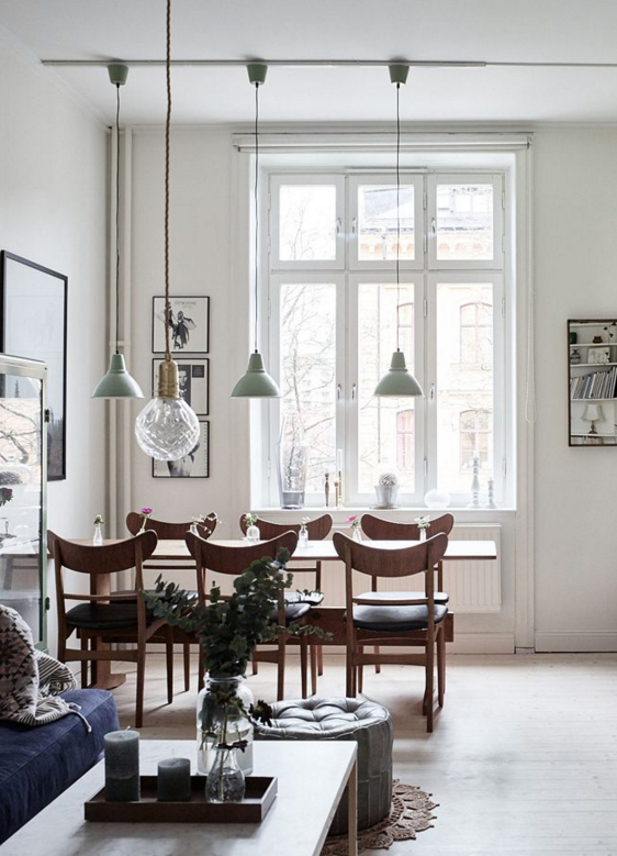 Cozy home in a historic building - via cocolapinedesign.com