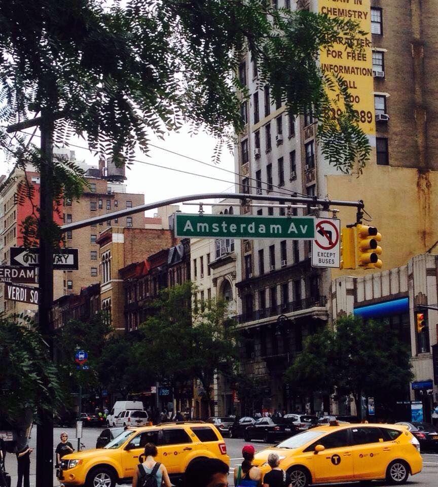 Amsterdam avenue ny