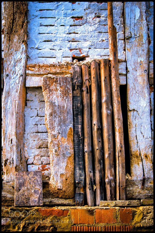 Sticks and stones Fachwerk