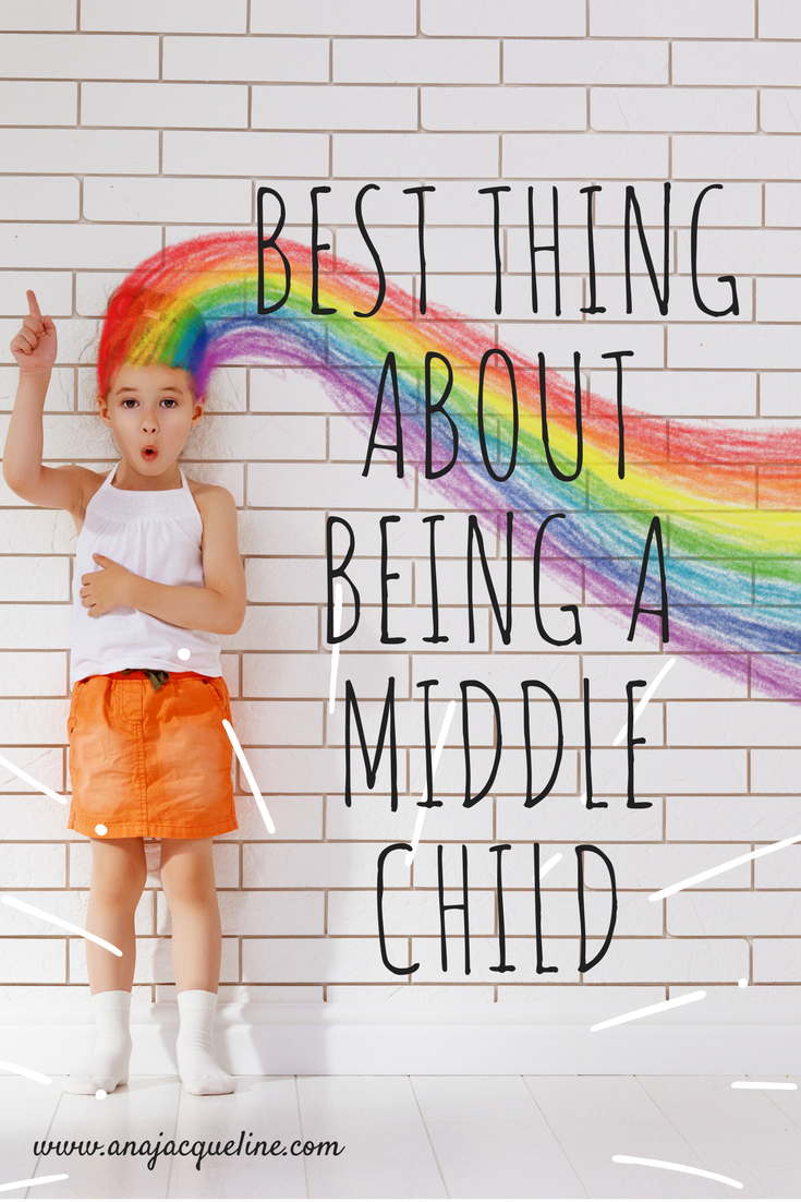 The Best Things About Being A Middle Child #middlechildhumor The Best Things About Being A Middle Child | Middle Child | Middle Children Are The Best | #MiddleChild | #middleChildProblems | #MiddleChildren | www.AnaJacqueline.com #middlechildhumor