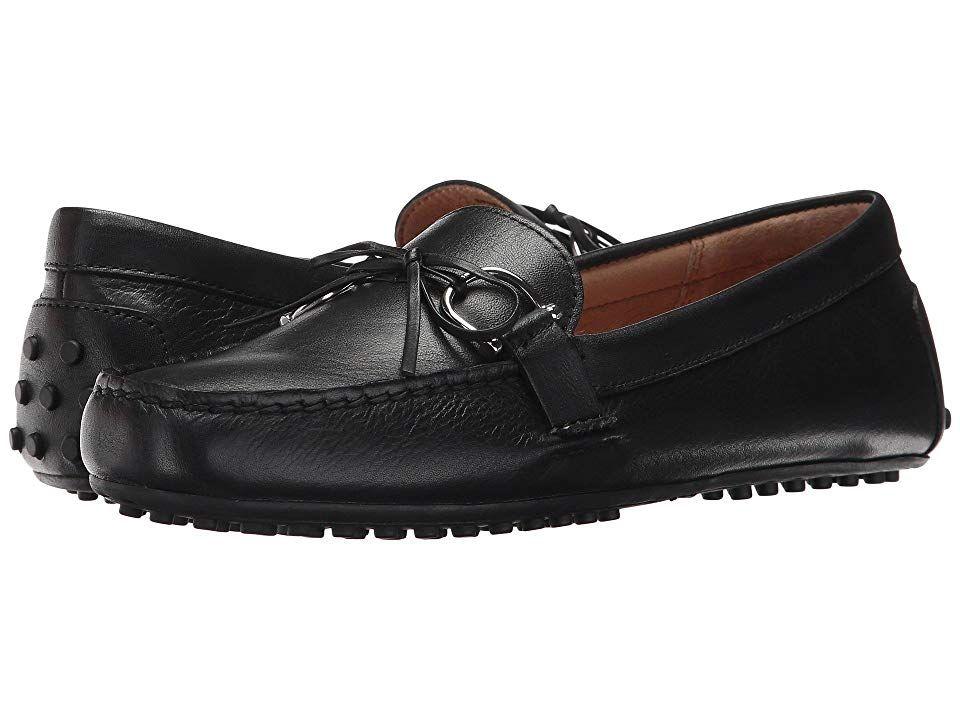 Ralph Shoes Briley Moccasin Super Women's Lauren Loafer Black fybgY6I7v