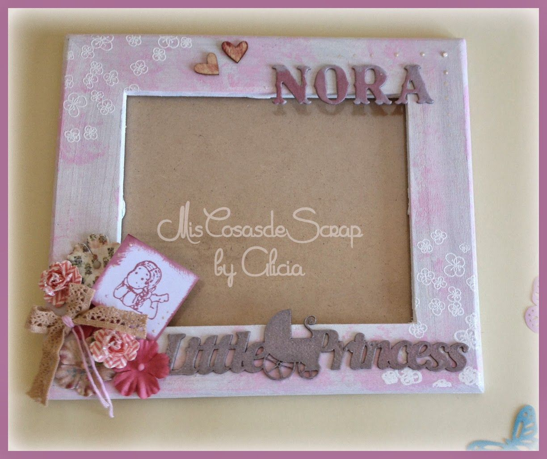 Marcos decorados scrapbooking alterados scrapbook - Marcos decorados ...