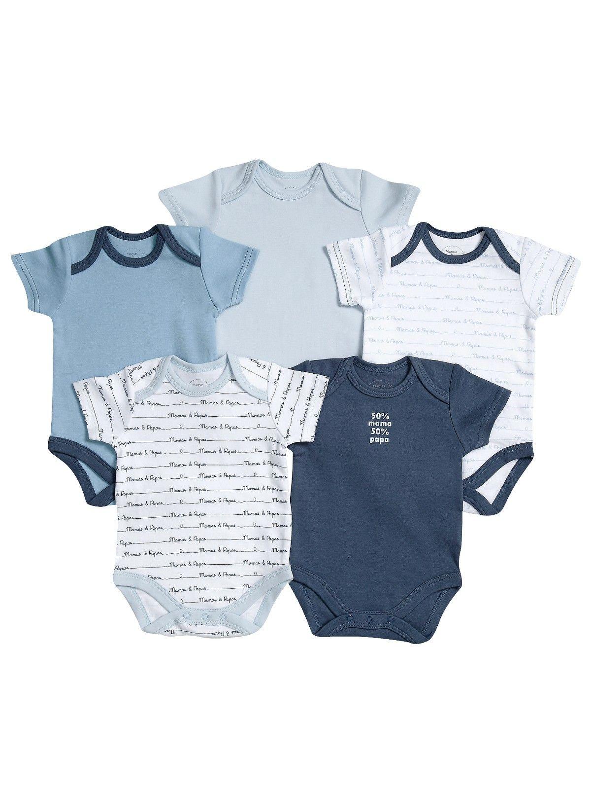 Mamas /& Papas Baby Boys Suit