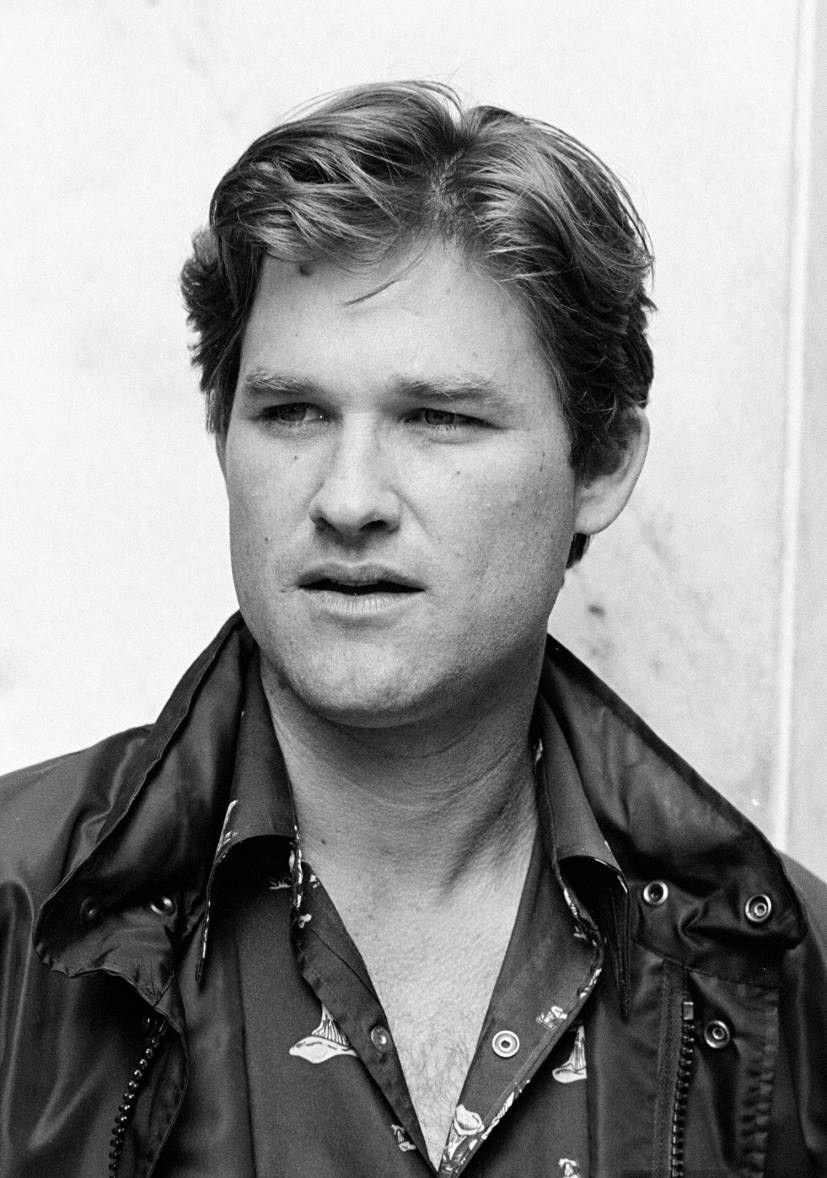 Kurt Russell from The ...