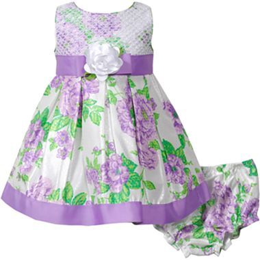 86f3fc410 Youngland® Woven Spring Dress - Girls 12m-24m - jcpenney