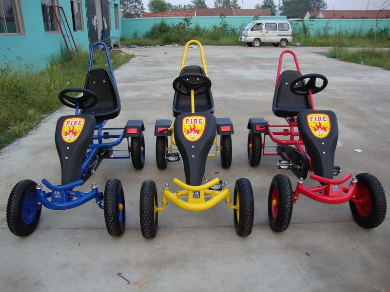 Pedal Go Kart, Go Cart Sandbeach, Go Kart