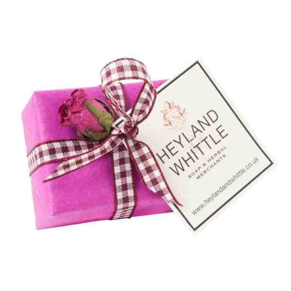 Cerise Pink Rose Mini Favour Our delicately wrapped ...