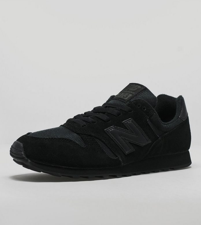 black new balance 373 mens