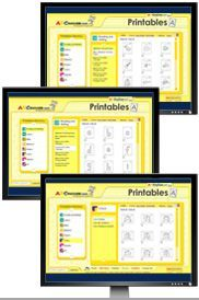 Abc Mouse Printables Abc Mouse Help Kids Learn Kids Learning