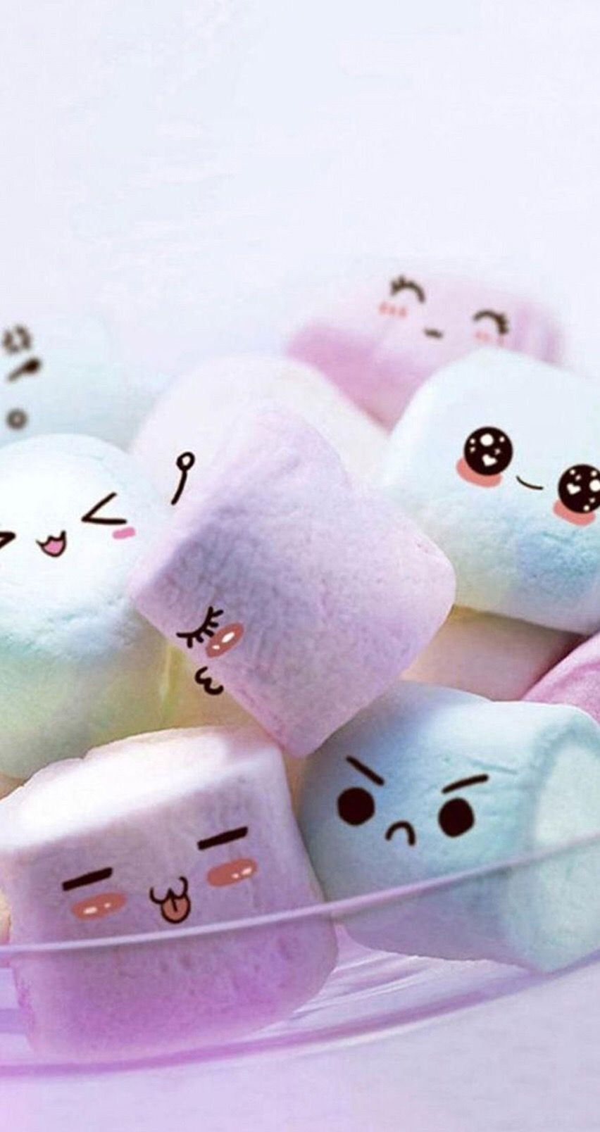 Pin By Honeybeexoxo On Cake Dessert Pretty Wallpaper Iphone Wallpaper Iphone Cute Cute Marshmallows