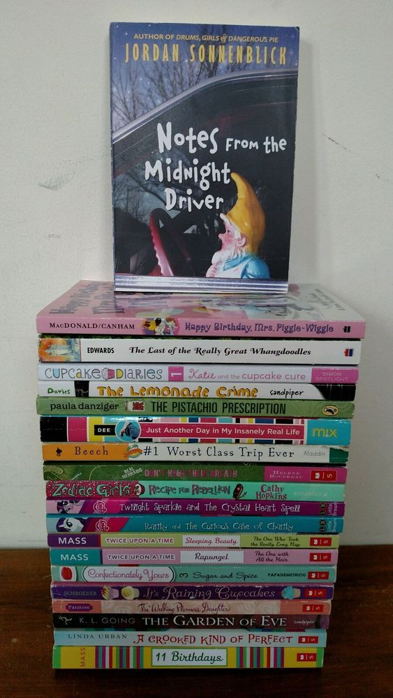 Lot Of 20 Chapter Books For Girls Ar Level 3 4 5 Scholastic Summer Reading Book Girl Chapter Books Scholastic