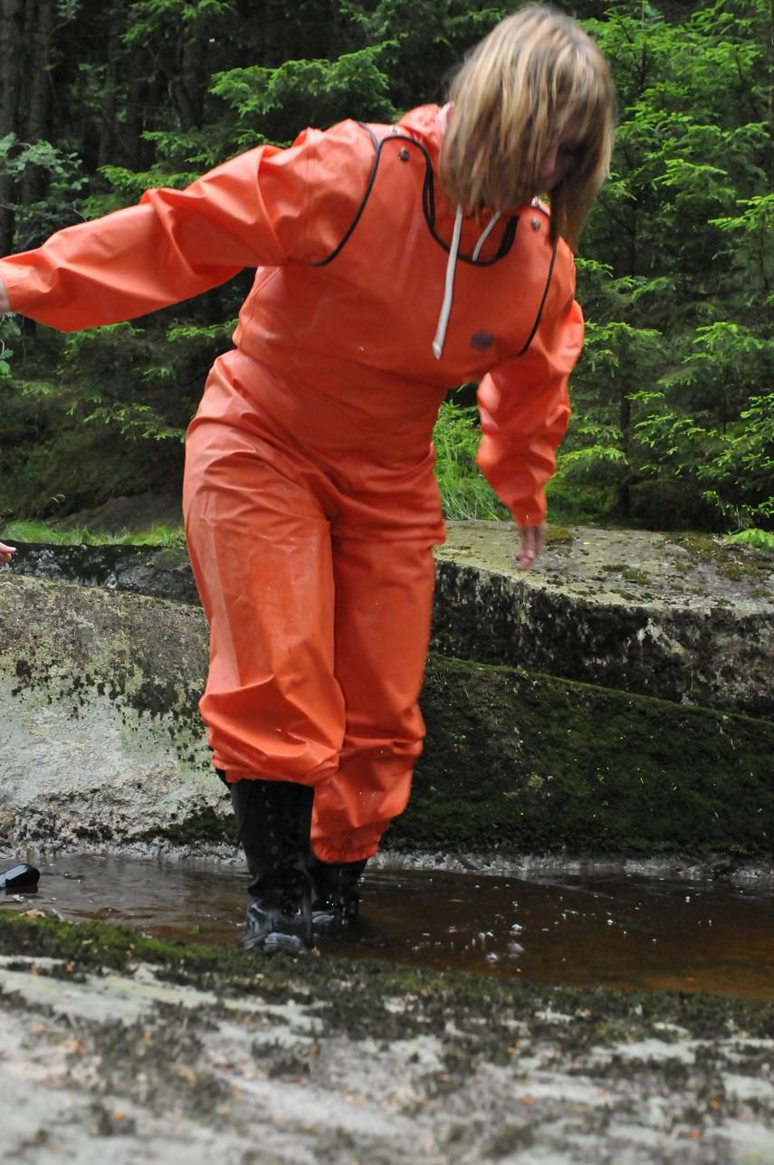 Sexy raingear | W | Rain wear, Rain jacket a Rain suit