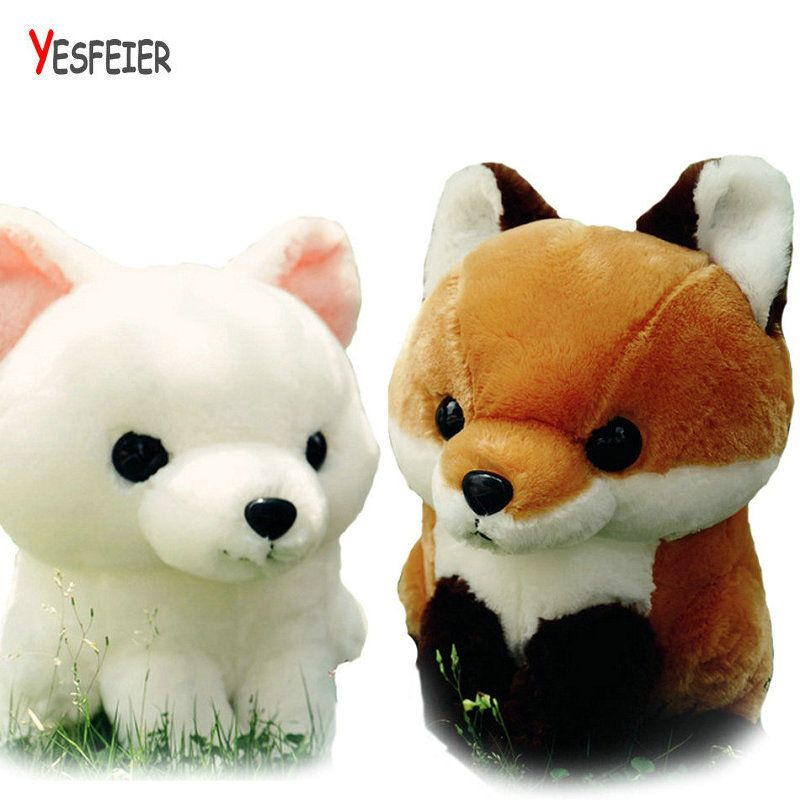 Free Shipping New Plush Biscuit Dog Stuffed Animal Doll Soft Toy Birthday Gift