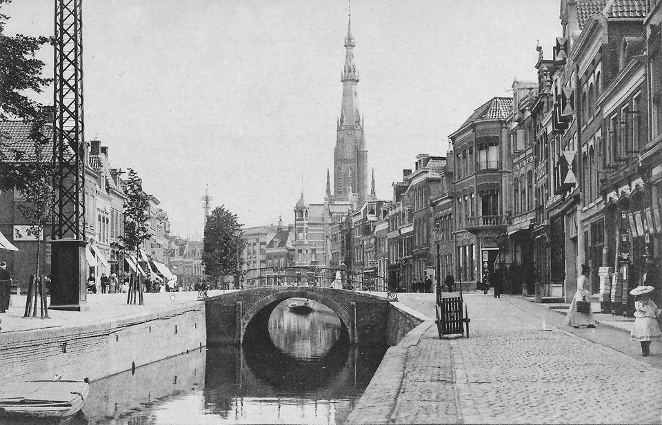 Voorstreek te Leeuwarden