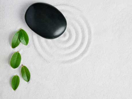 jardin zen pinterest ser mejor conocer y piedra - Piedras Zen