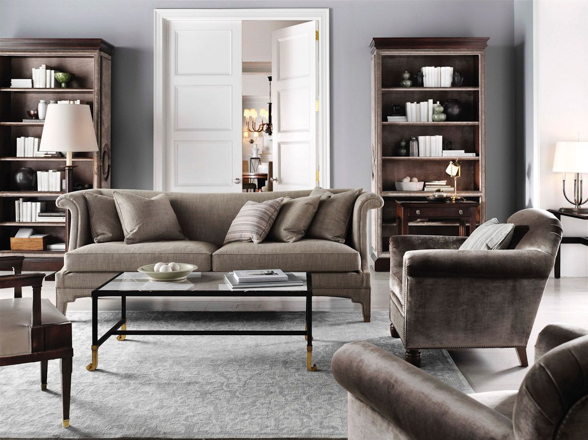 Hickory Chair Darcy Sofa Luxury furniture design