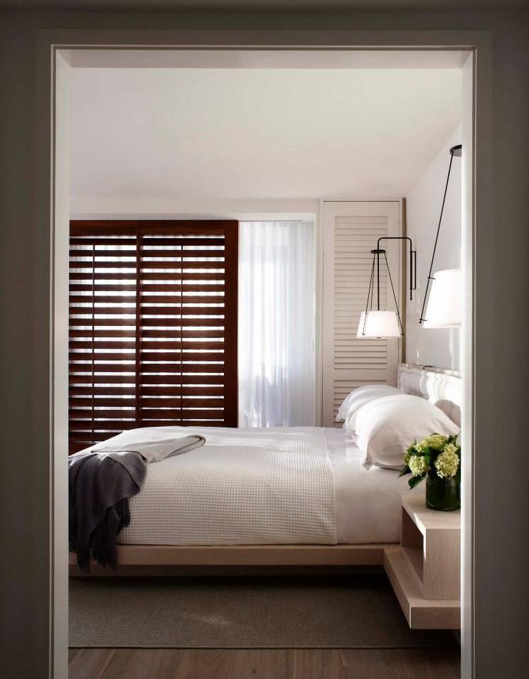 The Modern Honolulu By Yabu Pushelberg Luxurious Bedrooms Small Hotel Room Bedroom Interior