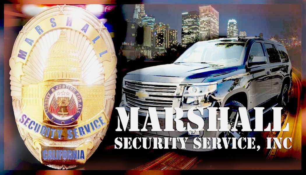 Marshall security academy security training training
