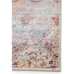 Photo of benuta Trends Teppich Visconti Multicolor/Grau 160×230 cm – Vintage Teppich im Used-Look