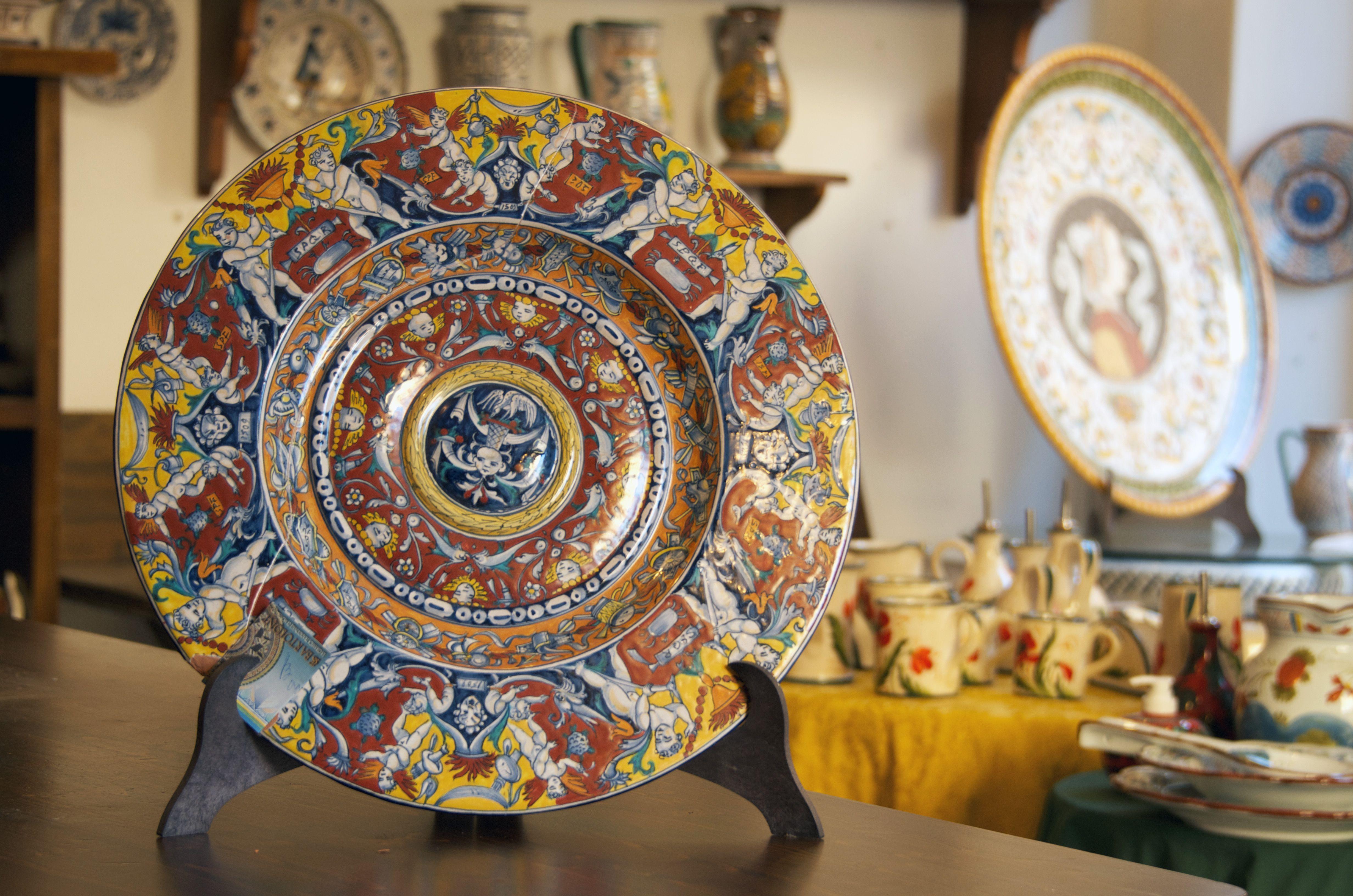 Ceramiche Toscane Montelupo Fiorentino ceramiche bartoloni   ceramica, arte