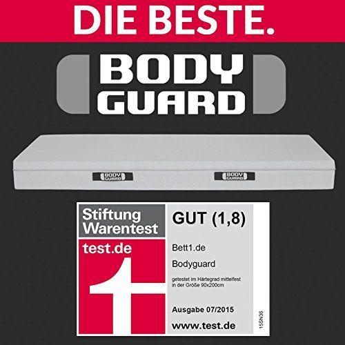 Bodyguard Mittelfest Anti Kartell Matratze 90x200 Cm Bodyguard