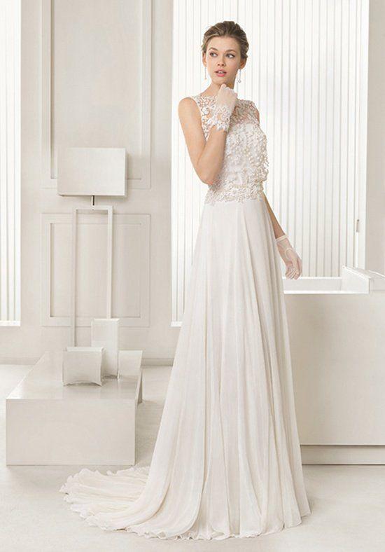 Rosa Clará SELENA Wedding Dress - The Knot