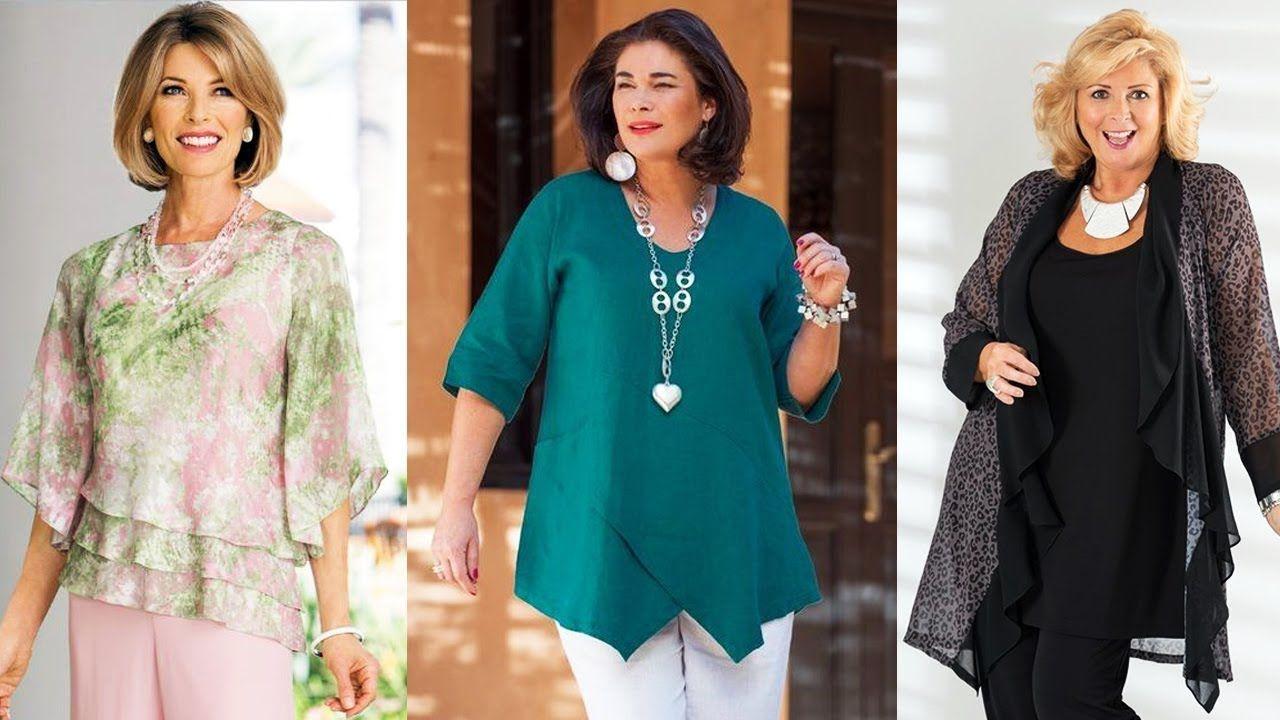 6d8884fd5 Ropa para Señoras Mayores de 50 años - Ropa de Moda para Mujeres de ...
