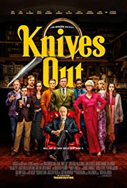Knives Out Poster In 2020 Crime Novelist Free Movies Online