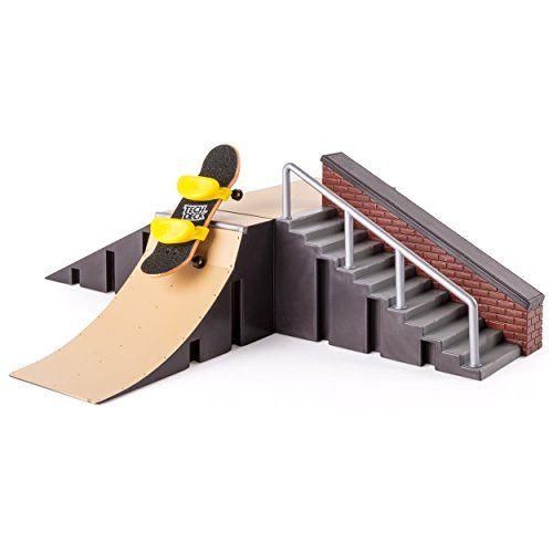 Tech Deck Starter Kit Ramp Set And Board Tech Deck Https Www Amazon Com Dp B019hp13mc Ref Cm Sw R Pi Dp X Wa Tech Deck Finger Skateboard Skateboard Ramps