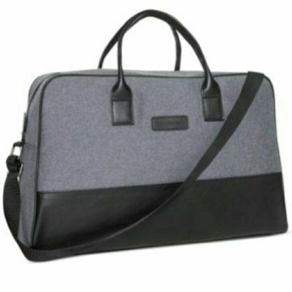 John Varvatos Duffle Bag Nwt With