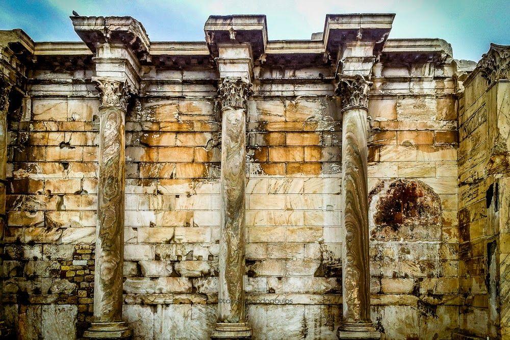 Library of Hadrian (Roman Agora, Monastiraki, Athens