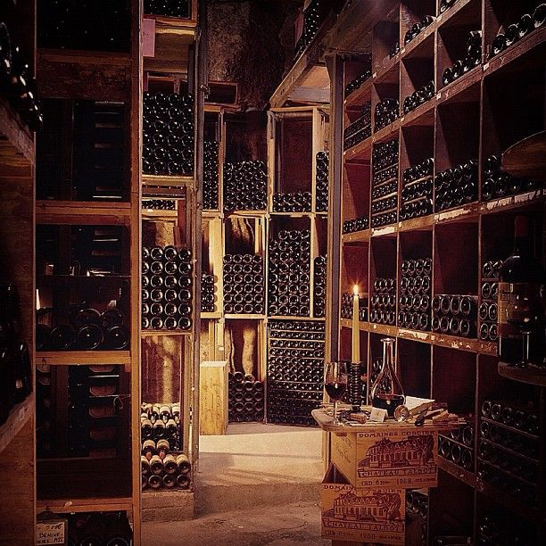 Beneath The Streets Of Paris Lies Some 50 000 Bottles Of Wine
