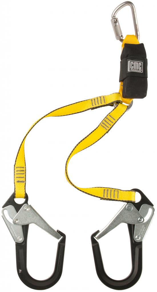 YSHOK Lanyard™ CMC Rescue Aluminum hooks, Rescue