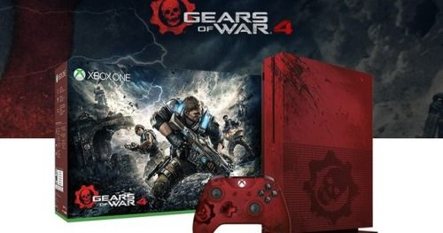 Win A Xbox One S Gears Of War 4 Limited Edition 2tb Bundle Sweepstakes Ifttt Reddit Giveaways Freebies Contests Gears Of War Xbox One S Xbox Do you like this video? pinterest