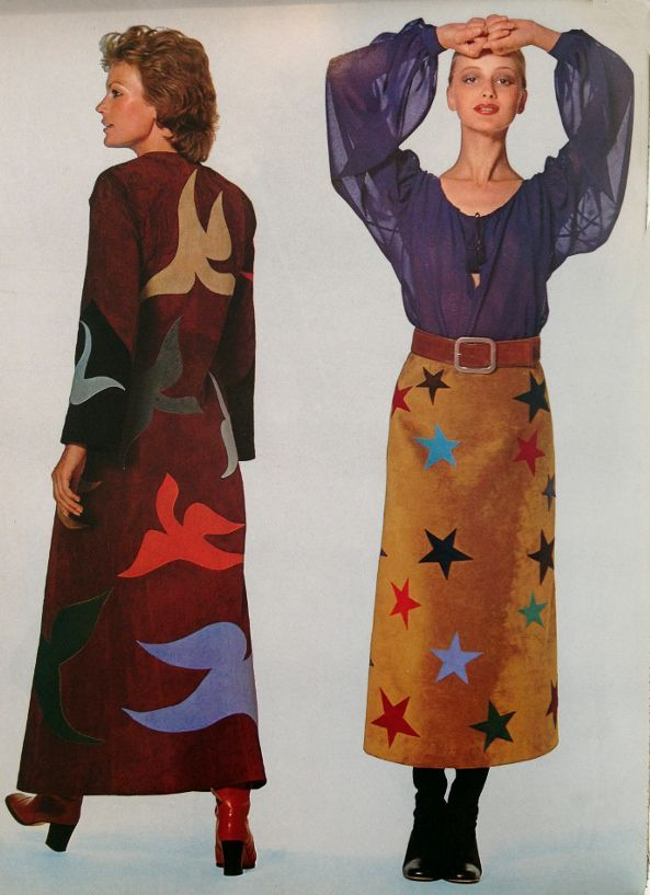 1970-71 - Yves Saint Laurent Couture ensemble