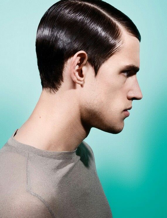 Vintage Mens Hair Klassische Herrenfrisuren Vintage Frisuren Lange Haare Manner