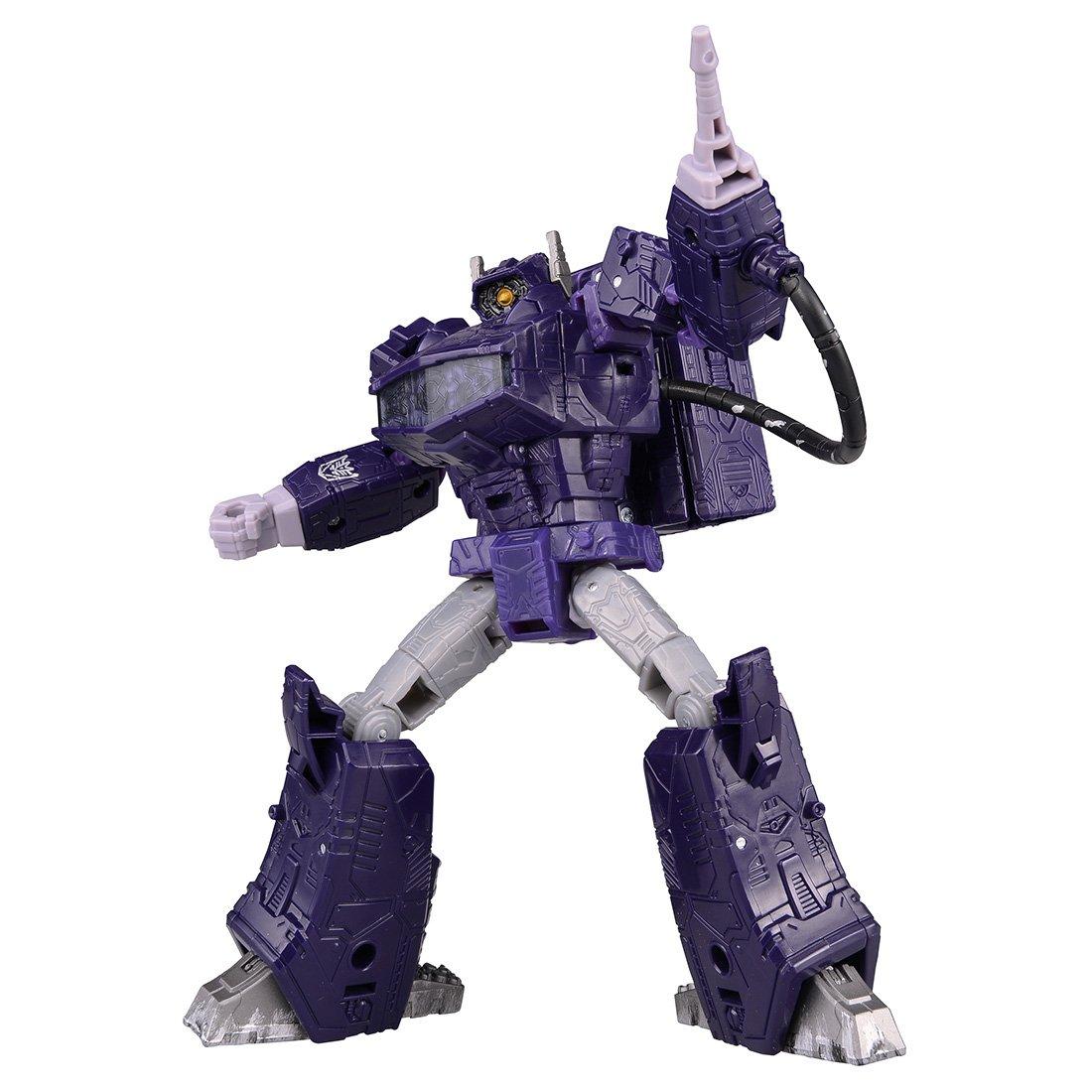 Transformers Siege WFC-S14 Decepticon Shockwave - Leader