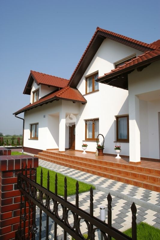 Apsauginės Zaliuzės Integro Domus Lumina House Styles Mansions Domus