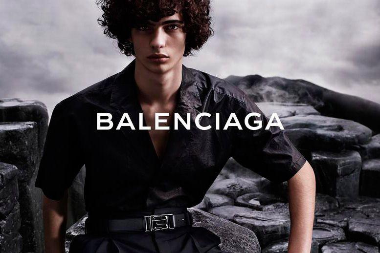 Balenciaga 2015 Spring/Summer Campaign