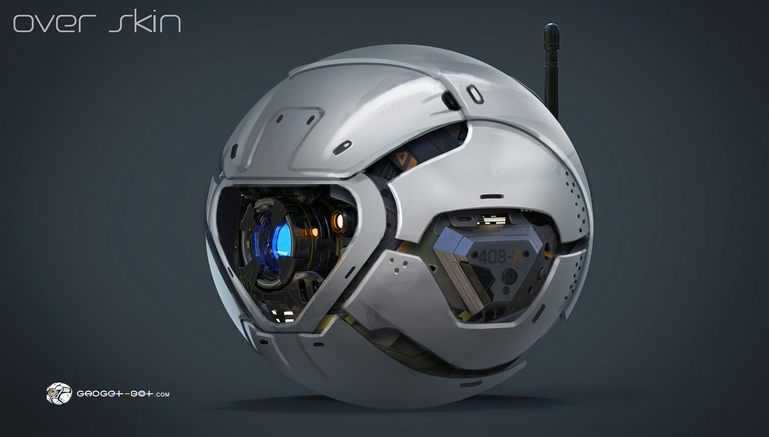 This looks like wheatley from portal | Star Wars | Robot ...