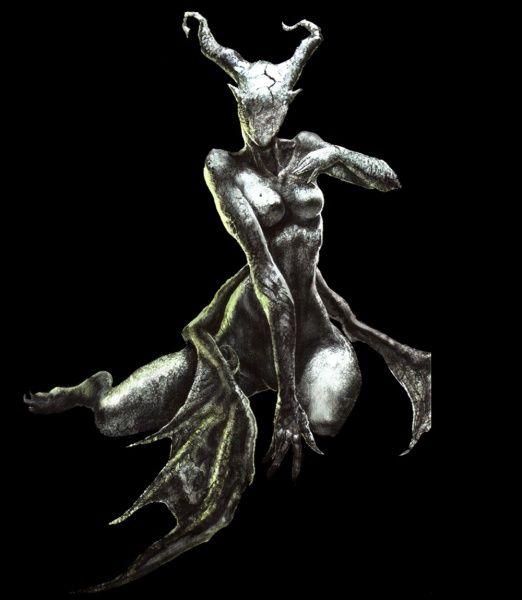 Demon Girl Dark Souls Dark Souls Dark Souls Art Dark Art