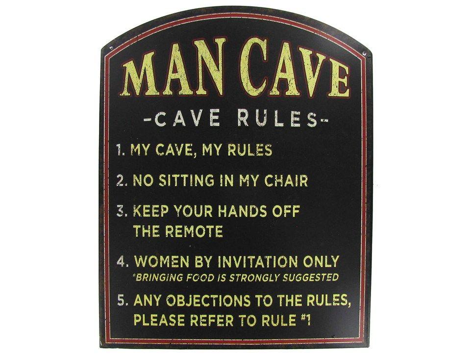 Man Cave Rules Sign Australia : Mancave inrichten google zoeken huis pinterest