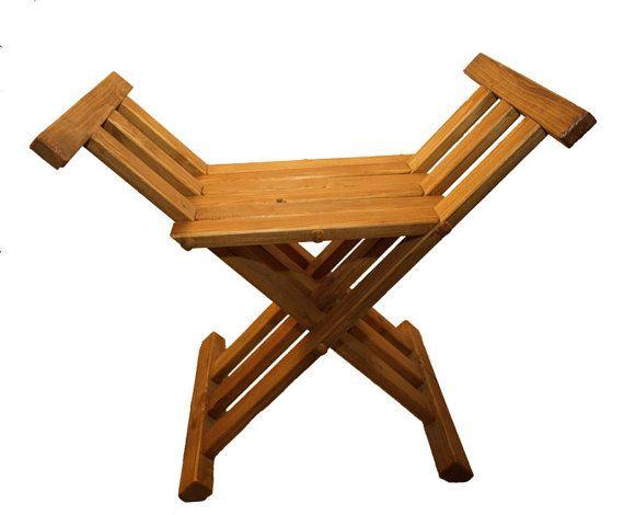 en chair viking medieval folding 2019Chaise Wooden IWEH2D9