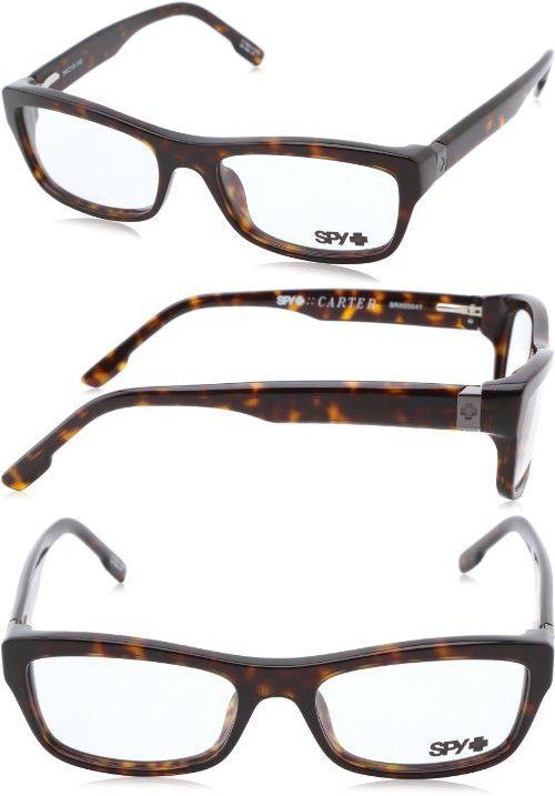 c1b69b8b60e3 Spy Carter Rectangular Eyeglasses